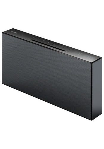 Микросистема Sony CMT-X3CD Black