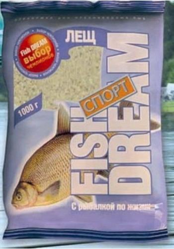 fish dream прикормка фото