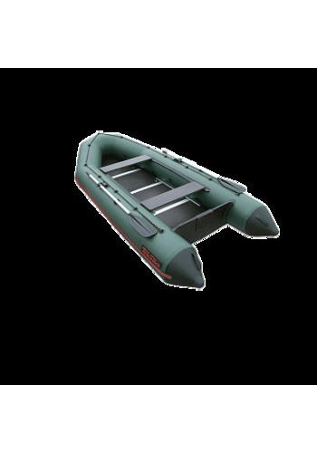 Лодка тайга 340 под мотором