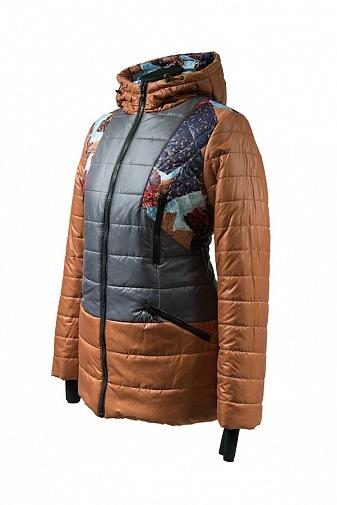 Цена 4320 руб. Молодежная куртка на синтепоне